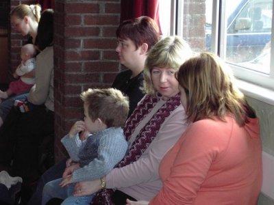 Mary Downey, Breda Dixon, Catriona Murray,