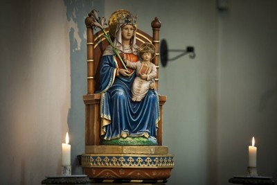 dowry of mary